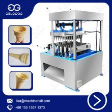 Cone Making Machine Price  Ice Cream Wafer Cone Making Machine  Commercial Ice Cream Making Machine