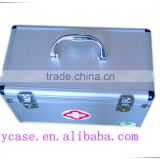 wholesale mini first aid kit for office,beautiful aluminum carry-on aluminum case in China