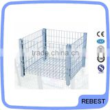 Welded cage wire mesh for supermarket