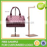 wholesale Metal bag display rack, handbag display stand                                                                         Quality Choice                                                     Most Popular