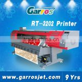 10ft high speed digital printing machine,china best 4 color eco solvent printer for wallpaper printing machine price