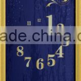 Nautical gift clock talking calendar clock