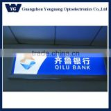 Advertisement light box manufacturers wholesale outdoor advertising LED light boxes with PVC flex graphic
