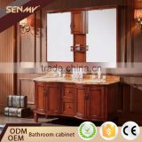 Latest Wholesale Bathroom Countertop Mable Top Double Basin Sink                                                                         Quality Choice