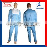 top new designs men winter tracksuit for sportswear