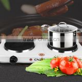 cnzidel double electric hot coffee pot cooker plate