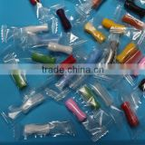 Single sealed 510 mouthpiece tester tip short rubber 510 drip tips ecigarette disposable 510 drip tips