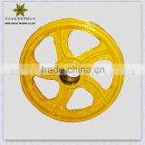 Track Idler for Russian Construction Machinery T-130/T-170 bulldozer spare parts OEM:24-21-146