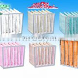 Difference efficiency Air filter non-woven pocket filter