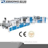 ZH-1850PC-G one piece bottom lock apple pie packaging box fruit packaging box folding gluing machine