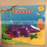 Cool 3D Animals Shaped Erasers