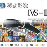 1080p virtual display 3d video glasses,3d glasses eyewear,theater eyewear                                                                         Quality Choice