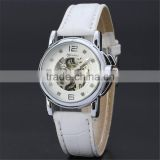 Factory wholesale Skeleton Watch for Men mechanical Watches