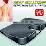 Seat Solution As Seen On TV Seat Cushion Back Support Chair Solution Pain Ache Relief