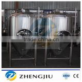 5BBL-50BBL single-layer or three-layer conical beer fermentation tank for sale