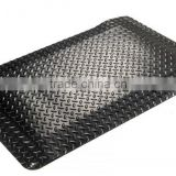 High quality Comfortable black/yellow ESD anti-fatigue floor mat