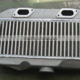 charge air cooler for construction machine