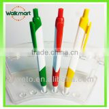 2015 New and Hot unique ,triangle shape ball pen,Promotional ballpoint pen ,triangle shape pen