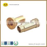 Guangdong Factory Hot Selling CNC Brass Lathe Parts for AC,DC Electronics Fan Spare Parts