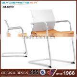 2015 New Style Training Chair The Reception And Negotiate Chair Without Wheels GS-1761 table chair