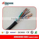 20 Pairs Jelly filled Telephone Cable