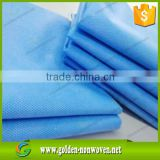 Disposable patient nonwoven fabric surgical gowns/sms nonwoven fabric/blood resistant smms non woven fabric
