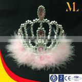 Crown necessary gift birthday party hat female crown princess and lovely dress up theme party