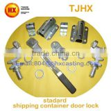 (without lock rod) SEa container rear door locking set