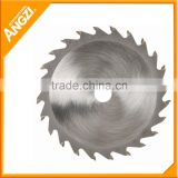 Ti-coated thick brick wall cutting blade