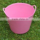 plastic flexible tub,garden tools,tubs for baby bathing,Plastic bucket,REACH