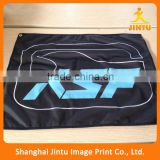 Vinyl Flags & Banners Material and Printed Type hanging fabric banner