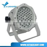54*3w led par light Hot selling warm white led par 64                                                                         Quality Choice