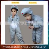 2016 Most popular fashion kids mouse animal costume realistic mascot costume