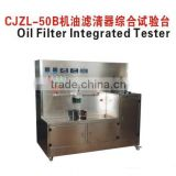 Oil Filter Integrated Tester Oil Filter Performance Tester From Filter Machine Manufacturers