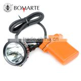 strong power mining lamp big capacity battery led mining light rechargeable explosion-proof 8w led mining lamp