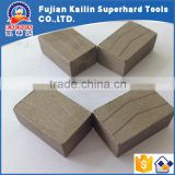 kailin Power Tool Parts Type Diamond Segments For Granite Marble Cutting                                                                         Quality Choice