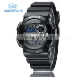 Fashion men sport digital watch with 3 ATM waterproof                                                                         Quality Choice