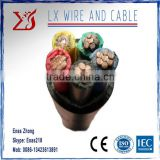 Power Transmission 95mm PVC Insulated material Electrical Cable use for building construction