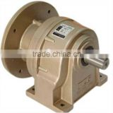 horizongtal type single-shaft gear head 12-year brand, one year gurantee, factory directly