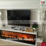 2000mm cast iron led electric fireplace heaters