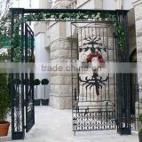 Iron Gate Steel Gate Driveway Gate Decoration Gate