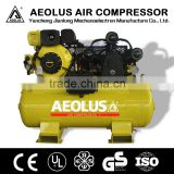 Single stage Diesel engine piston type Air Compressor JL3065 new condition air compressor