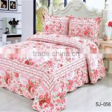 Patchwork Embroidery Kids Quilt Manufacturer Hot Sale