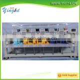 2015 china high quality Towel / Garment Computer 6 Heads flat Cap Embroidery Machine / Machinery                                                                         Quality Choice