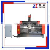 1300*2500mm 4*8Ft Stone Engraving Machine High Efficiency CNC Router for Stone With 600mm Z Height Computer Control ZK-1325