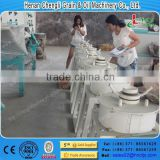 Small grain hulling machine buckwheat huller machine