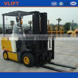 2.5 Ton Full Electric Battery Forklift Truck Lifting Height 6M With 3 stage 6 m full free mast
