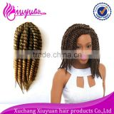 China express wholesale crochet braids havana mambo twist braid afro twist braiding hair