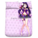 New Tojo Nozomi - Love Live Japanese Anime Bed Sheet with Pillow Covers Blanket 3