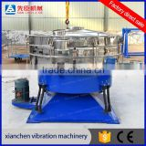 Stable performance test sieve vibrate screen,standard tumbler swing vibrating screen
